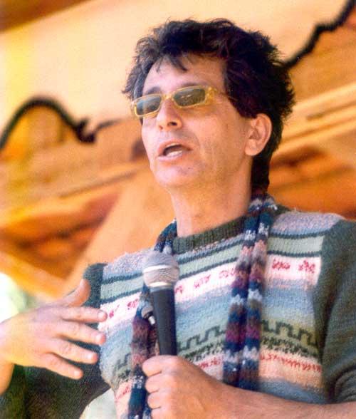 Fernando Gabeira, IX ENCA, 1985