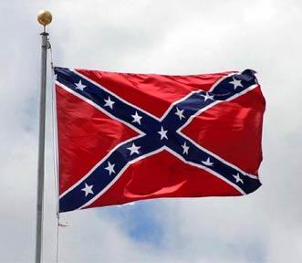 Bandeira dos confederados - Guerra da Secessão